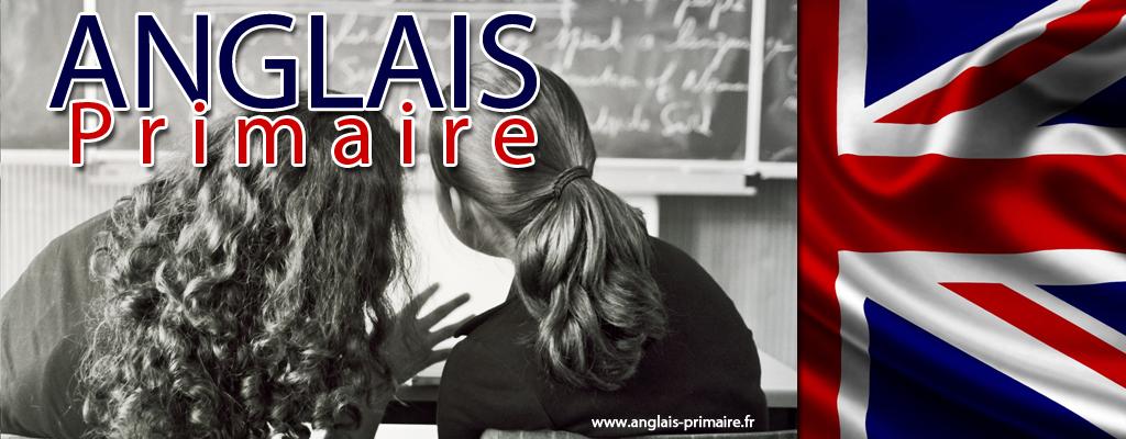 Anglais primaire